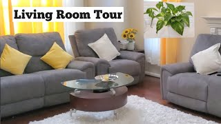 Living Room Tour | Indian Home