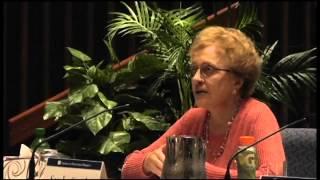 Dr. Sandra Stotsky- Common Core English Language Arts Standards