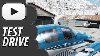 test drive carenado - Kênh video giải trí dành cho thiếu nhi
