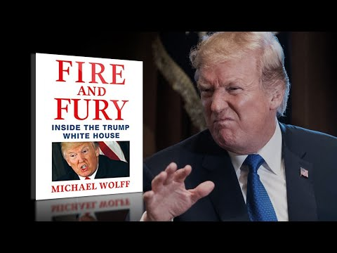 Fire and Fury: Key explosive quotes from the new Trump book