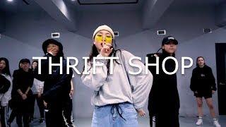 MACKLEMORE  RYAN LEWIS - THRIFT SHOP FEAT. WANZ | SOOMIN choreography | Prepix Dance Studio