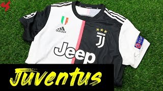 ef97c3019 Adidas Juventus Ronaldo 2019/20 Home Jersey Unboxing + Review from Subside  Sports