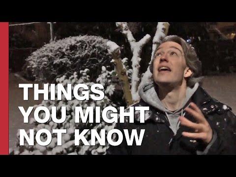 Může být příliš velká zima na sněžení?