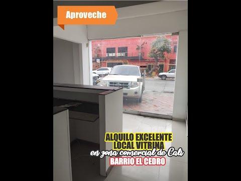 Locales y Bodegas, Alquiler, El Cedro