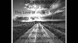 Forever Road With Lyrics By Darius Rucker