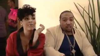 "Keyshia Ka'oir - BEHIND THE SCENES ( Timbaland & Drake - ""Say Something"" Video Shoot )"