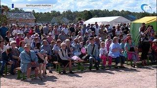 127 лет исполнилось поселку Батецкий, а Батецкий район отметил 92-й день рождения
