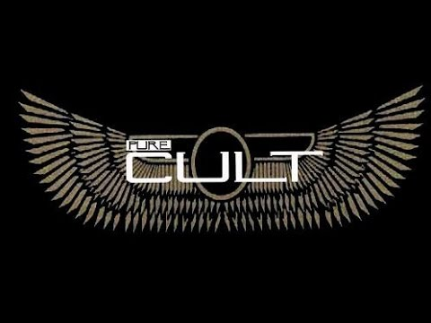 The Cult - Wild Flower (Lyrics on screen)