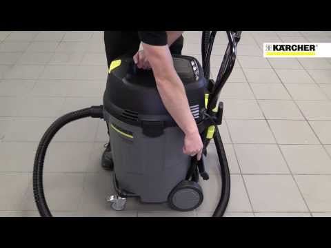 Kärcher NT 65/2 Eco - Wet and Dry Vacuum Cleaner
