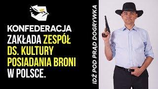 Konfederacja zakłada Zespół ds. Kultury Posiadania Broni w Polsce.