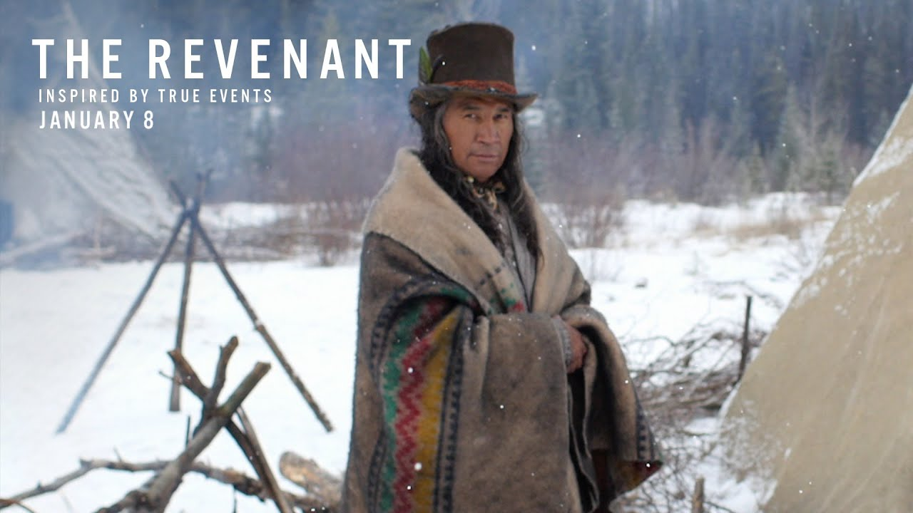 The Revenant - Costumes
