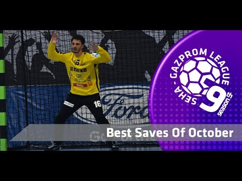 Best saves of October