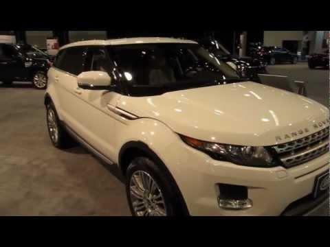Range Rover EVOQUE 5-Door 240 HP