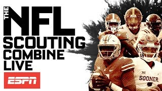 2019 NFL Scouting Combine Live | ESPN Twitter Show