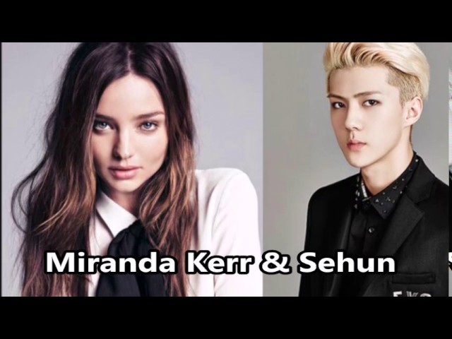Victoria S Secret Models Kpop Idols