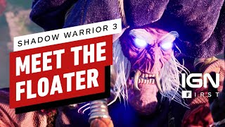 Shadow Warrior 3: Meet 'The Floater' and the Seeking Eye Gore Weapon - IGN First by IGN
