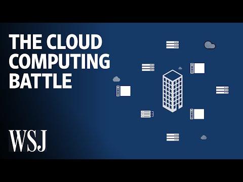 , title : 'How Cloud Computing Became a Big Tech Battleground | WSJ