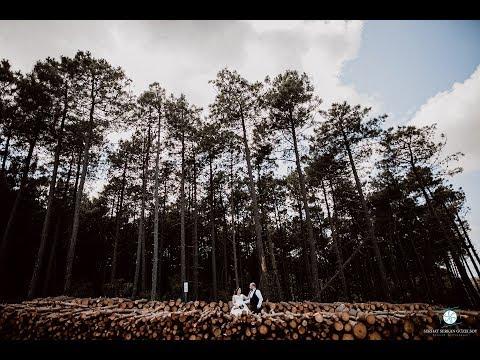 İstanbul'da Bir Düğün Hikayesi Burcu + Sercan Wedding Teaser İstanbul