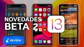 iOS 13 y iPadOS beta 2 review, estas son sus novedades