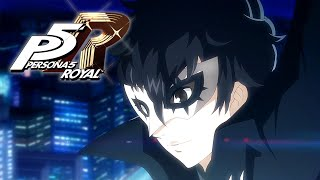 Persona 5 Royal - English Release Trailer | E3 2019
