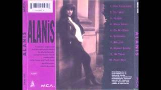 Alanis Morissette PLASTIC 1991 Alanis MCA Canada pop