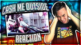 REACTING TO DANIELLE BREGOLI