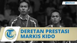Sederet Prestasi Markis Kido, Juara Dunia hingga Sabet Emas Olimpiade Beijing 2008