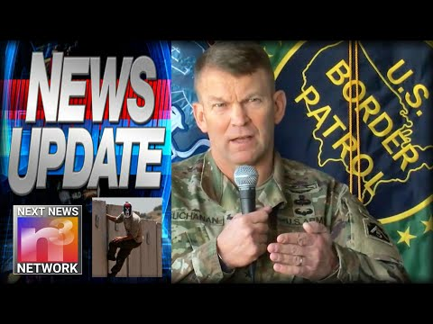 """Urgent Military/border Patrol Joint Press Conference On """"operation Secure Line"""""""