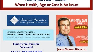 Short-Term Care Insurance