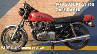 suzuki gs750 cafe racer build - Thủ thuật máy tính - Chia sẽ