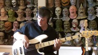 Sunday Papers Bass Cover