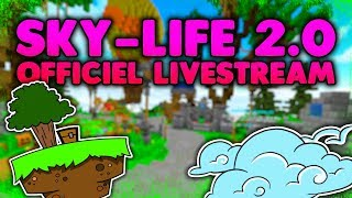 🌊 ÅBNER SKY-LIFE 2.0!! - OFFICIEL DAILY-LIFE STREAM MED MCKIDPRO!! 🌊 (PART 1)