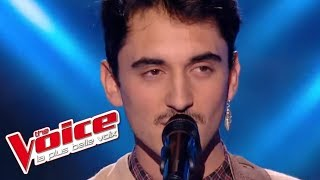 Daft Punk – Digital Love | Jules Couturier | The Voice France 2017 | Blind Audition