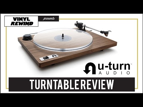 U-Turn Audio Orbit Turntable Product Review