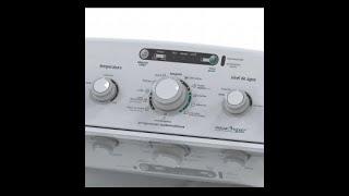 Lavadora Mabe no lava y no centrifuga