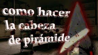 preview picture of video 'como hacer la cabeza de pirámide (Silent Hill)'