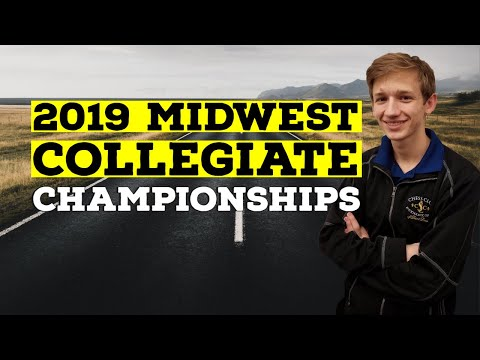 Best of the 2019 Midwest Collegiate Championships   Road to 2000