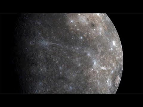 Missão BepiColombo: À descoberta de Mercúrio
