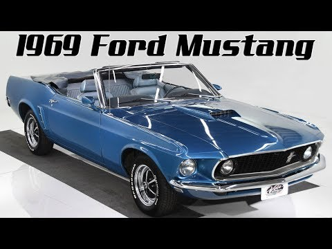 Video of '69 Mustang - QJ0T