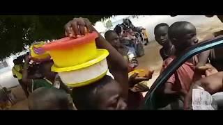 Saïk lance son Vlog à Gorée au Sénégal