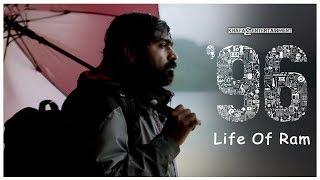 96 Vijay Sethupathi Intro | Life Of Ram Song | Govind Vasantha, C. Prem Kumar