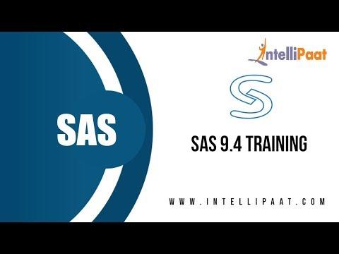 SAS 9.4 Training   SAS Course   SAS Online Training   Intellipaat ...