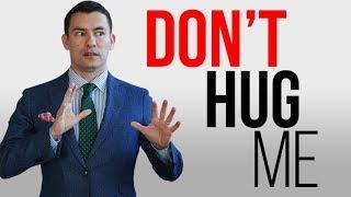 How To Avoid Awkward Greetings? Long Man Hugs and Sweaty Handshakes   RMRS
