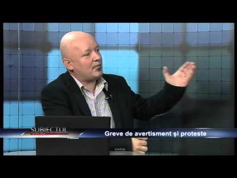 Emisiunea Subiectul zilei – Gheorghe Neaga – 30 martie 2015