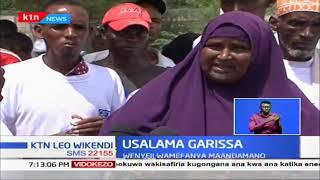 Wenyeji wa Garissa walalamika kuhusu ukosefu wa usalama