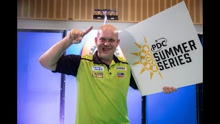 "Michael van Gerwen on second Summer Series win: ""I've not shown the beast yet, I can do more damage"""