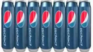 Pepsi evolution logo