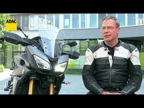 Systemvergleich Motorradscheinwerfer