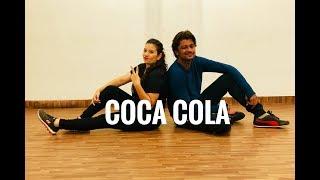 COCA COLA TU - DANCE COVER | PASSION STRUCKK DANCE | TONY KAKKAR | LUKA CHUPPI