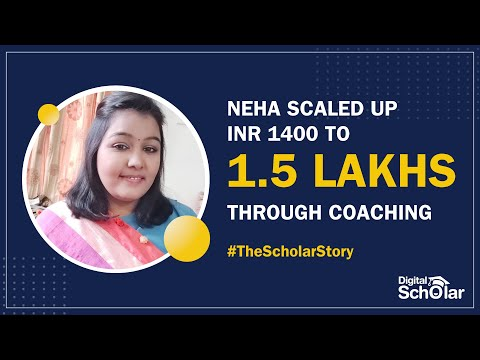 How To Earn Money Through Coaching, Consulting & Freelancing | Neha Agrawal